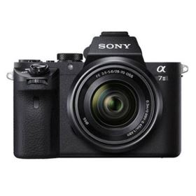 Sony Alpha A7 Mark II Digital Camera with 28-70mm Lens