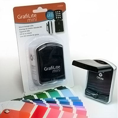 Image of Color Confidence GrafiLite Mini LED Lamp