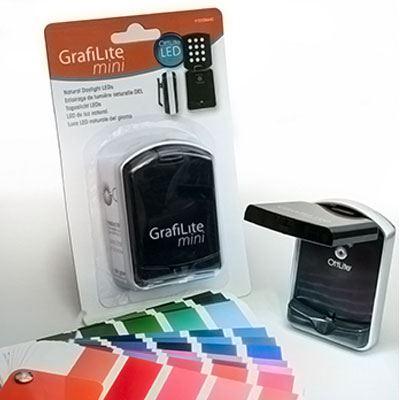 Color Confidence GrafiLite Mini LED Lamp