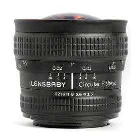 Lensbaby Circular Fisheye - Sony E Mount