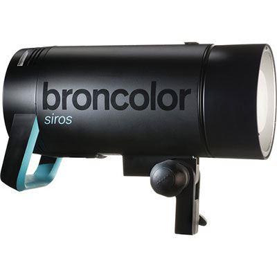 Broncolor Siros 800S WiFi / RFS2.1 Flash Head
