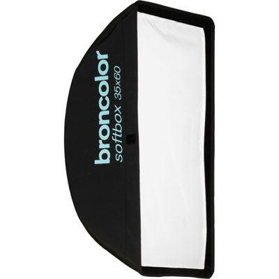 Broncolor Softbox 35cm x 60cm