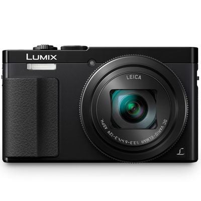 Panasonic LUMIX DMCTZ70 Digital Camera  Black