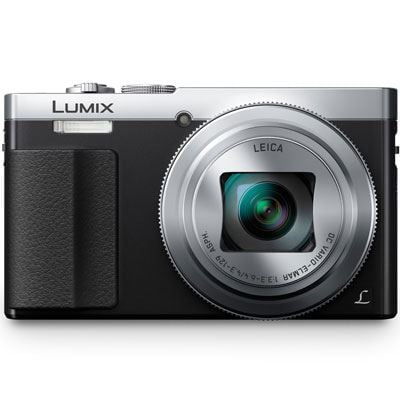 Panasonic LUMIX DMCTZ70 Digital Camera  Silver