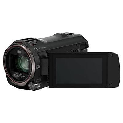 Panasonic HC-V770 HD Camcorder - Black