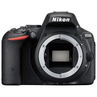Nikon D5500 Digital SLR Camera Body - Black