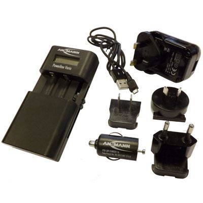 Ansmann Powerline Vario 1 Charger for All