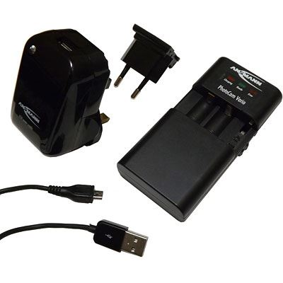 Image of Ansmann Photocam Vario Charger