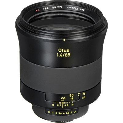 Zeiss 85mm f1.4 Otus Lens  Nikon Fit