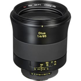Zeiss 85mm f1.4 Otus Lens - Nikon Fit