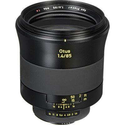 Zeiss 85mm f1.4 Otus Lens - Nikon F Mount