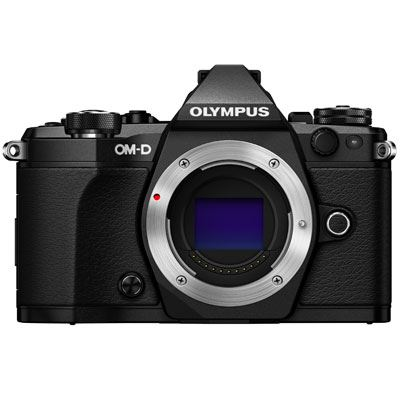 Olympus OMD EM5 Mark II Digital Camera Body  Black