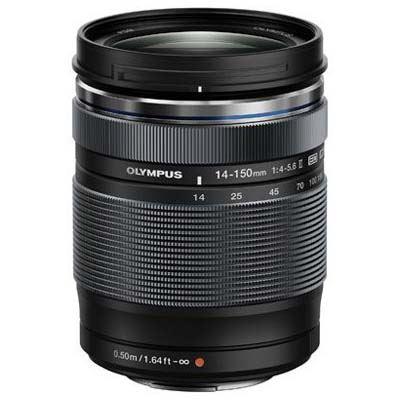 Image of Olympus M.Zuiko Digital ED 14-150mm f4-5.6 II Lens