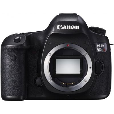 Image of Canon EOS 5DS R Digital SLR Camera Body