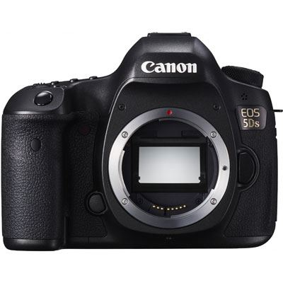 Image of Canon EOS 5DS Digital SLR Camera Body