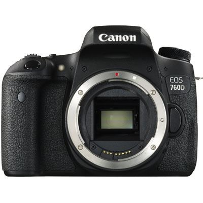 Canon EOS 760D Digital SLR Camera Body
