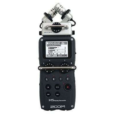 Image of Zoom H5 Digital Audio Recorder