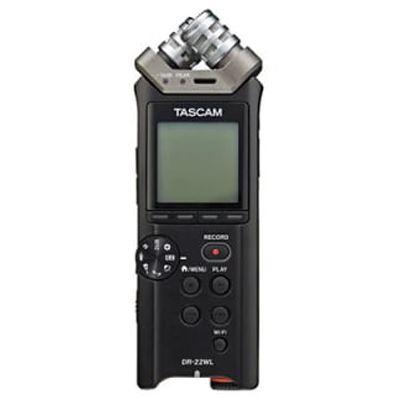 Tascam DR22WL Handheld Recorder