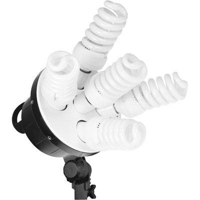 Westcott Basics D5 Constant Light Head