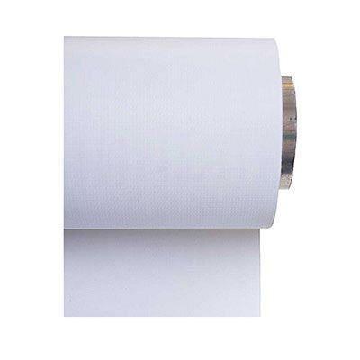Calumet White Vinyl Roll 2.74m x 3m