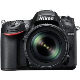 Used Nikon D7200 Digital SLR Camera with 18-105mm Lens