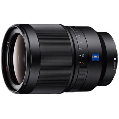 Sony FE 35mm f1.4 Distagon T* ZA Lens