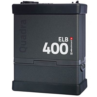 Image of Elinchrom ELB 400 Pack with Li-Ion Battery and Charger