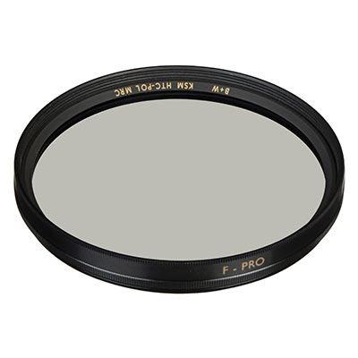 Image of B+W 55mm F-Pro HTC Kasemann MRC Circular Polariser Filter