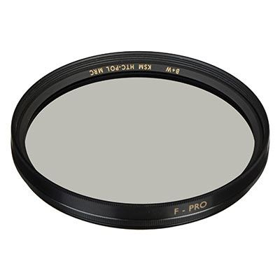 B+W 86mm F-Pro HTC Kasemann MRC Circular Polariser Filter