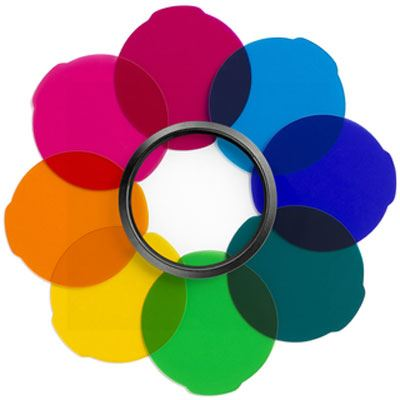 Manfrotto Lumimuse Series Multicolour Filters