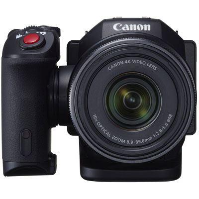 Canon XC10 4K Compact Camcorder