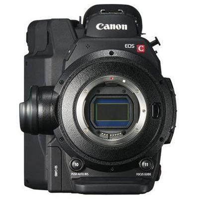 Canon EOS C300 Mark II 4K Camcorder