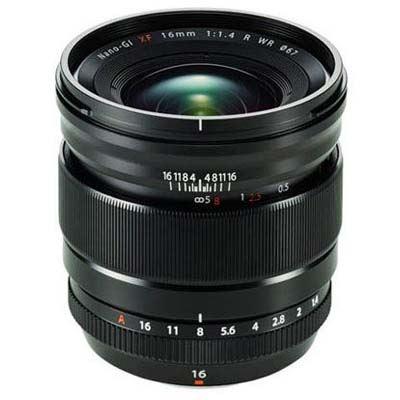 Fujifilm XF 16mm f1.4 R WR Lens
