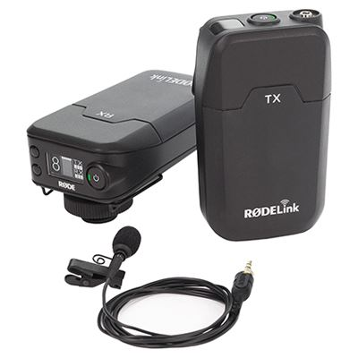 Image of Rode RodeLink Filmmaker Kit - Digital Wireless System