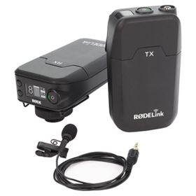 Rode RodeLink Filmmaker Kit - Digital Wireless System