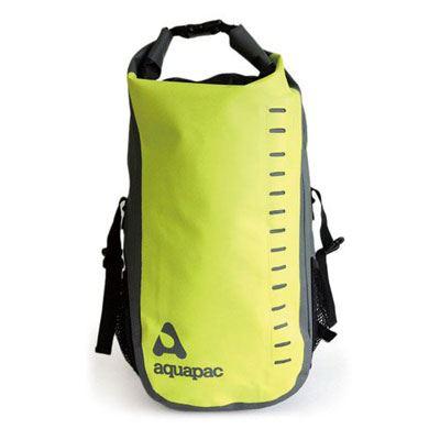 Image of Aquapac 28L Toccoa Daysack - Green/Grey