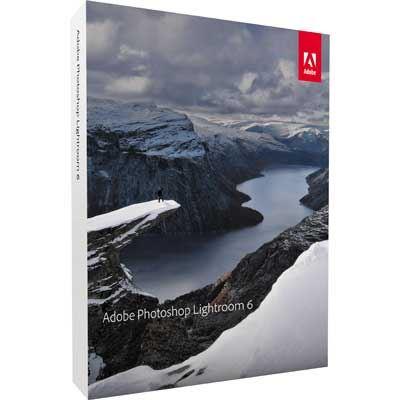 Adobe Photoshop Lightroom 6 Full Version