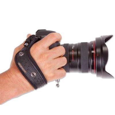 SpiderPro Hand Strap - Black