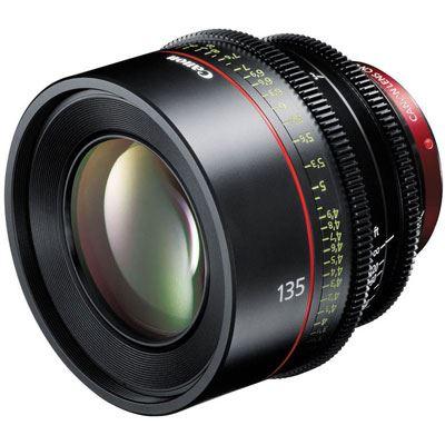 Canon CN-E 135mm T2.2 L F Cine Lens