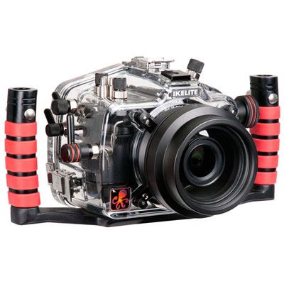 Ikelite Underwater TTL Housing for Panasonic Lumix GH3  GH4