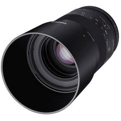 Samyang 100mm f2.8 ED UMC Macro Lens – Pentax