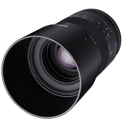 Samyang 100mm f2.8 ED UMC Macro Lens - Fujifilm X