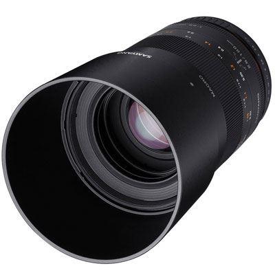 Samyang 100mm f2.8 ED UMC Macro Lens - Micro Four Thirds