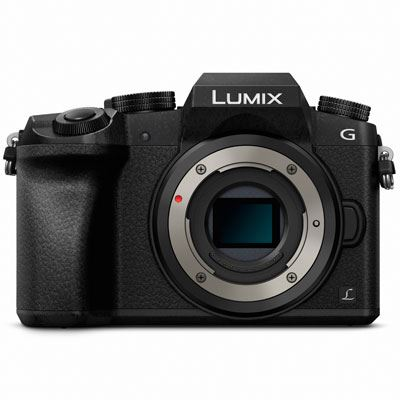 Panasonic LUMIX DMC-G7 Digital Camera Body