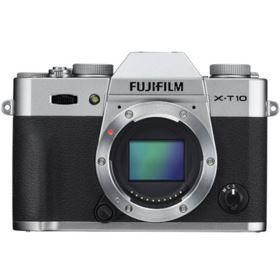 Used Fuji X-T10 Digital Camera Body - Silver