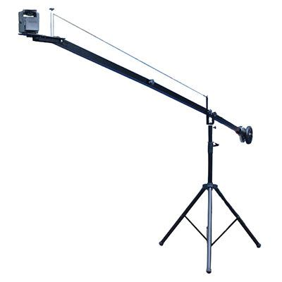 Image of Hague K10 CamCrane Camera Jib with Stand + Powerhead