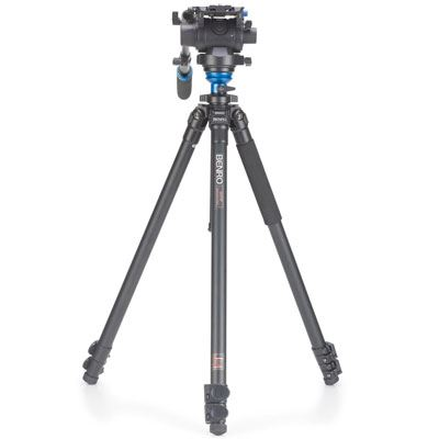 Image of Benro A2573F Video Tripod Kit with S6 Head