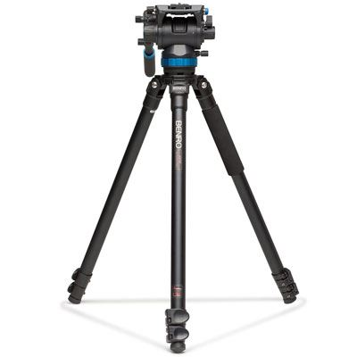 Image of Benro A373F Video Tripod Kit with S8 Head