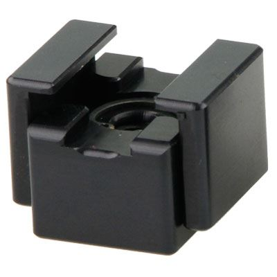 Custom Brackets WFM2 Locking Shoe Mount for Wireless Transmitter