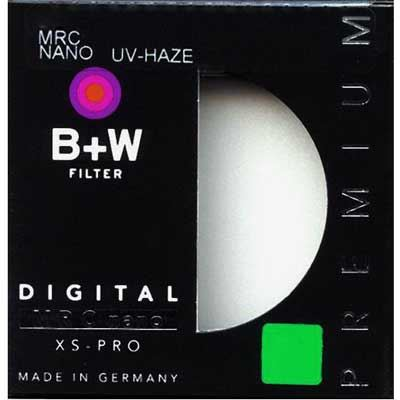B+W 30.5mm MRC Nano XS-Pro Digital 010 UV-Haze Filter